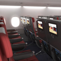 Steves ideas Qantas A380 launch animation and renders