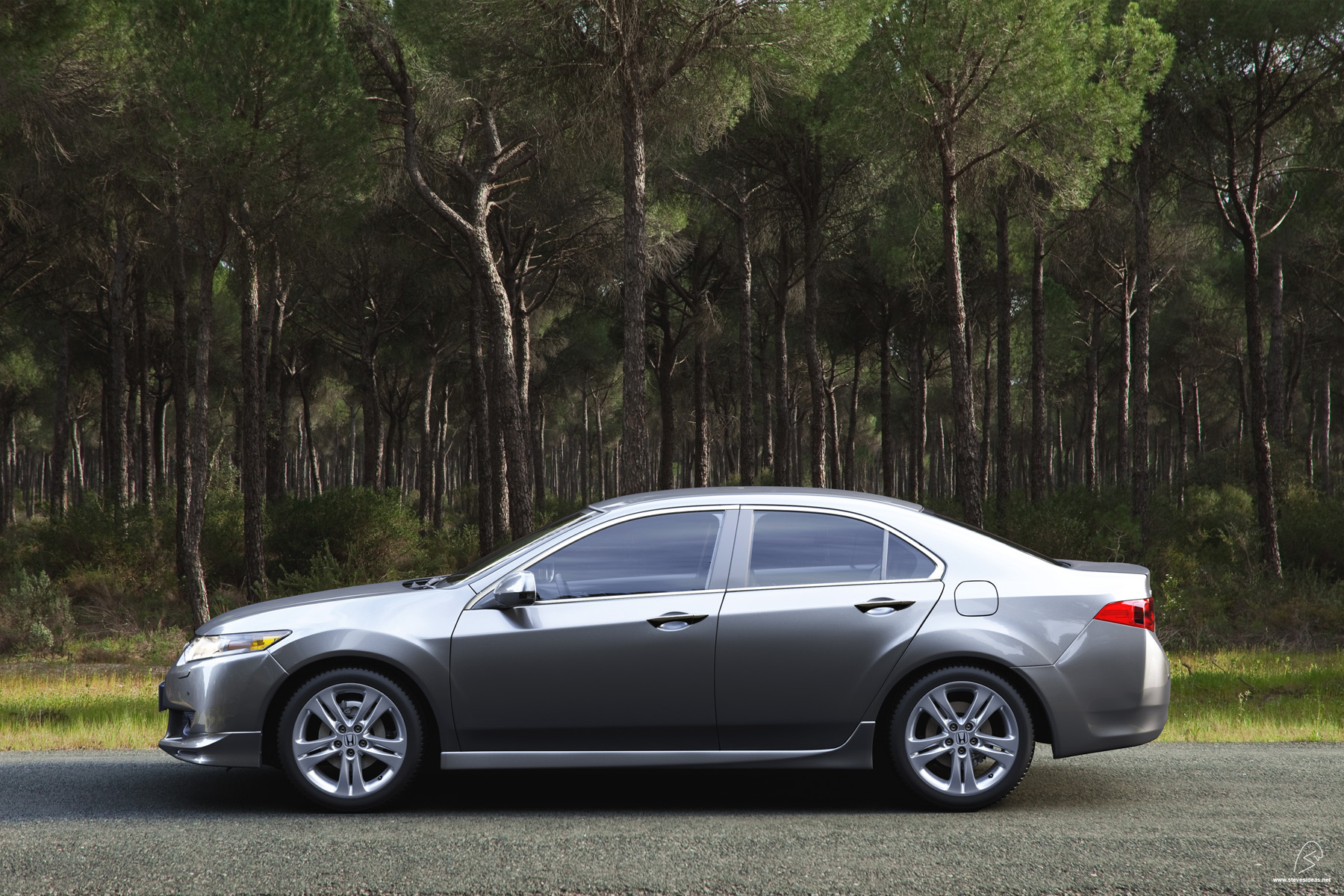 Accord 2008 updated render